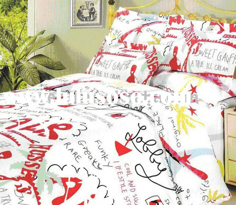 100% polyester microfiber fabric/Disperse printing microfiber/bedding fabric