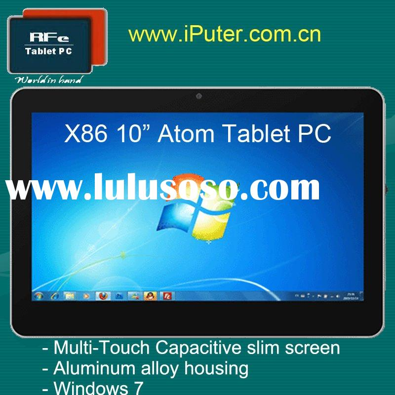 10 inch Multi touch screen tablet PC OEM service