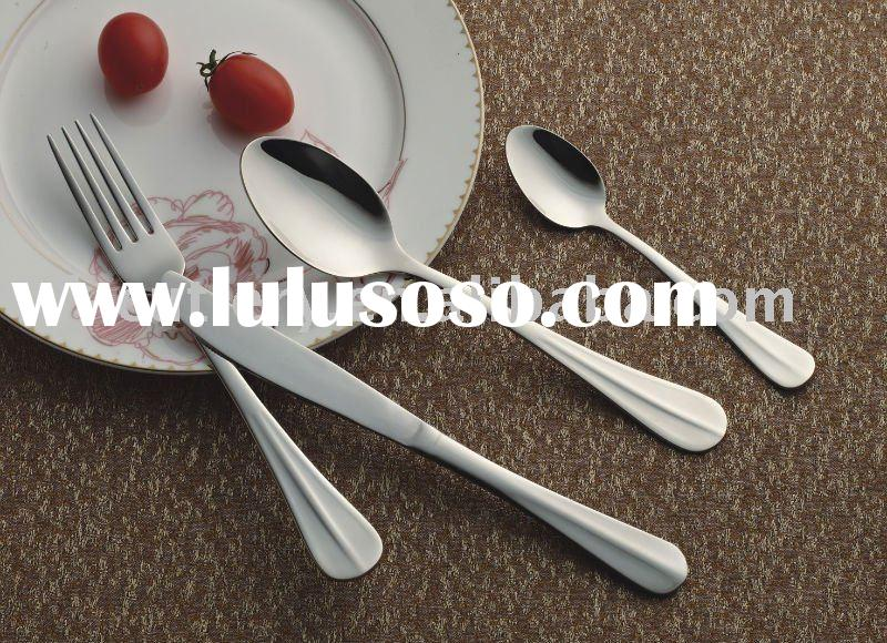 18/10 Mirror Polished Stainless Steel Cutlery