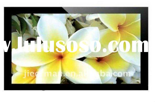 """19 """"LCD wifi 3g advertising player"""