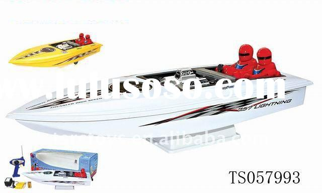 1/16 Scale 21Inch Advanced RTR Electric RC Speed Boat
