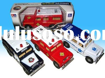 1:43 DIE CAST JEEP CAR TOY / MODEL CAR / ALLOY TOY