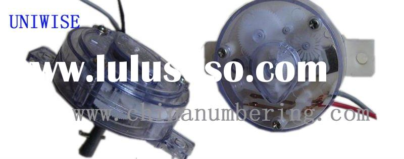 2011 Hot Sale 5 minutes rotary washing machine timer(DXT5-3)