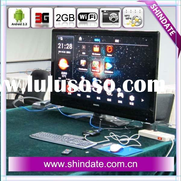 2012 Hot New android tv box android tv player,media player