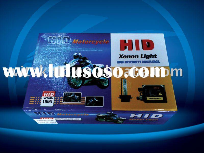 2012 Motorcycle HID Xenon Kit, motorcycle light(H6 moving)
