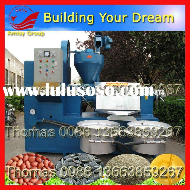2012 hot sale automatic vegetable oil production / 0086-13663859267