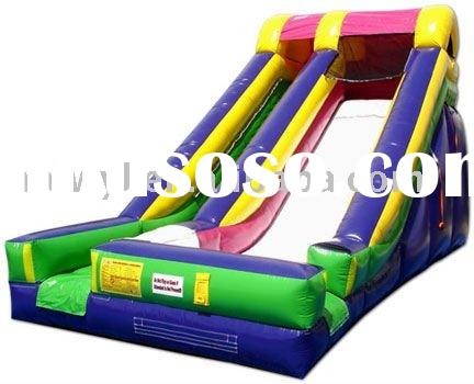 2012 hot sale giant inflatable water slide