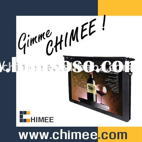 22 inch bus lcd ad tv, bus lcd media player, lcd digital player bus