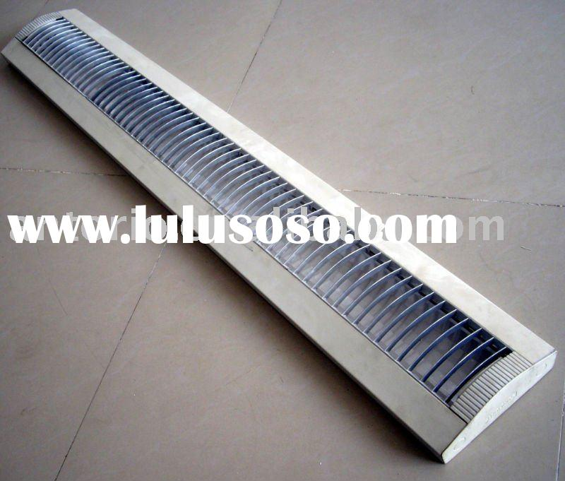 2*25W led grill lighting/suspended led ceiling fixture/louver fitting