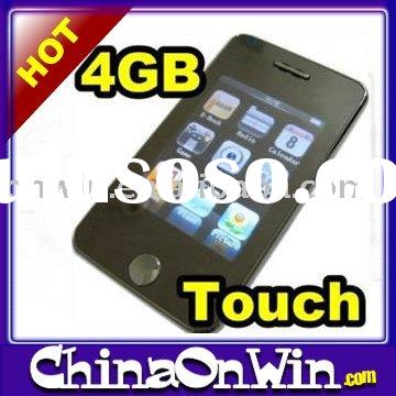 2.8'' TFT Touch Screen MP3 MP4 Player