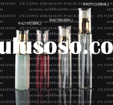 30ml, 35ml,50ml, lotion glass bottle, spray perfume bottle, perfume atomizer
