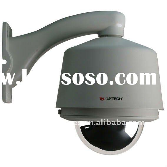 360 degree Intelligent Auto tracking high speed dome camera