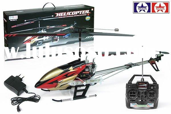 3CH sky king BEST RC HELICOPTER WITH LED LIGHT 60CM LONG METAL HELI
