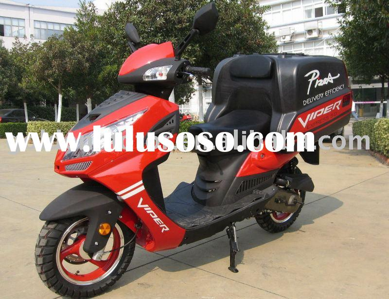50/125/150cc eec Pizza scooter/motor moped/vespa,with attemperator luggage box(HDM50/125/150E-20P)