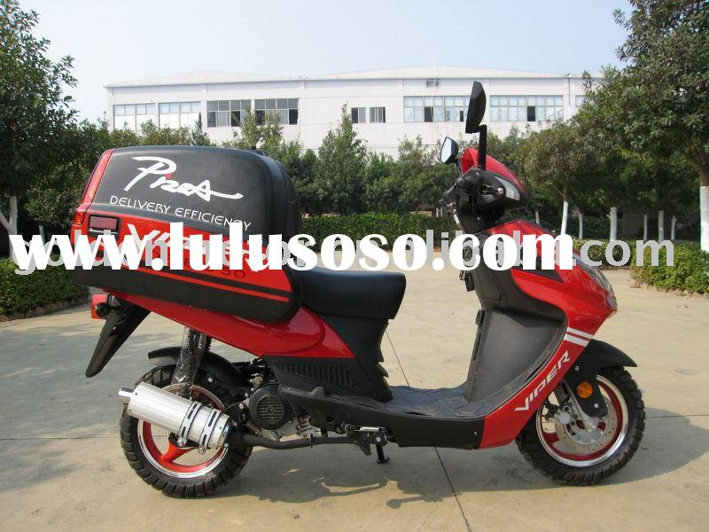 50/125/150cc eec pizza motorcycle/scooter/moped,vepa,pizza scooter,with attemperator top box(HDM50/1