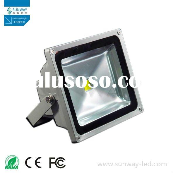 50w outdoor led flood light color changing