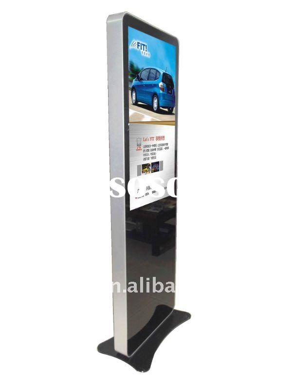 52 Inch LCD Advertising Player Touch Screen