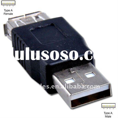 5 pin Male to Female usb adaptor cable