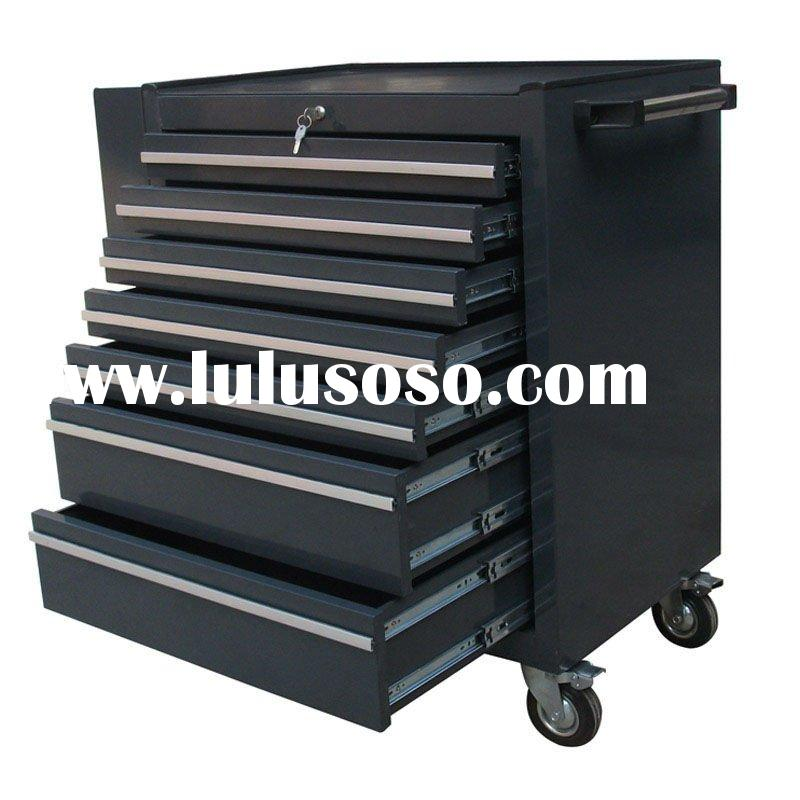 7 Drawers steel tool cabinet