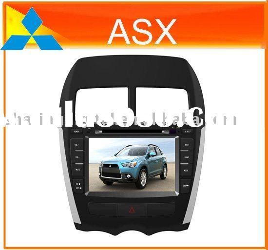 8 inch Car DVD Player/GPS/steering wheel control for NEW Mitsubish ASX(MTL-8632GD)