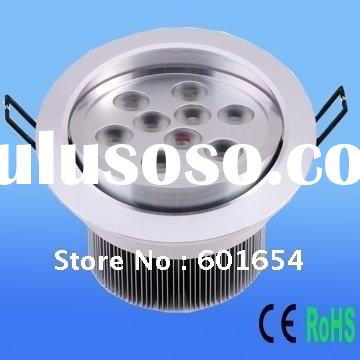 9W Trimless Recessed Downlight