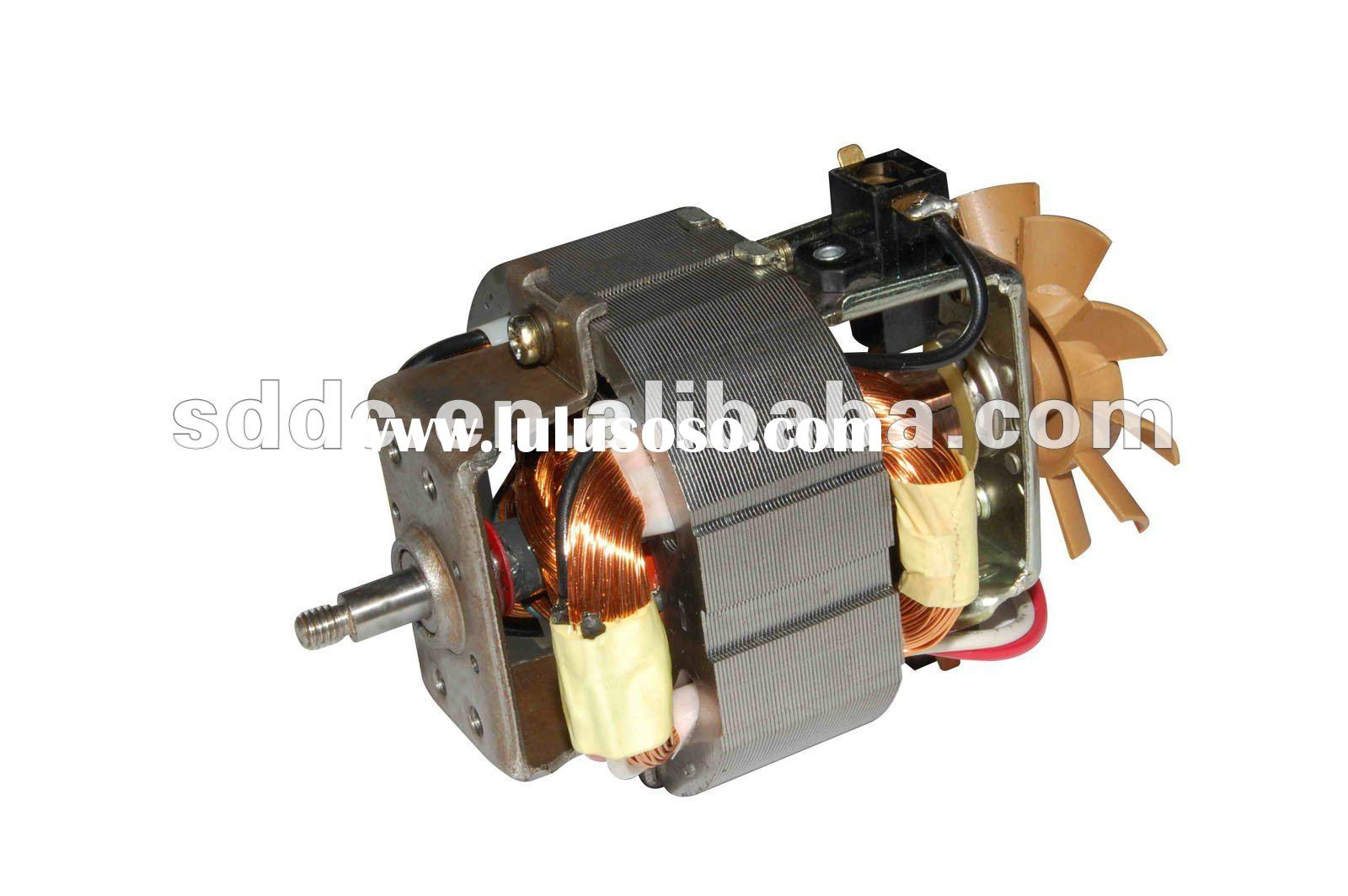 Pu5430 ac universal motor for hand mixer juicer blender for Ac motor blow dryer