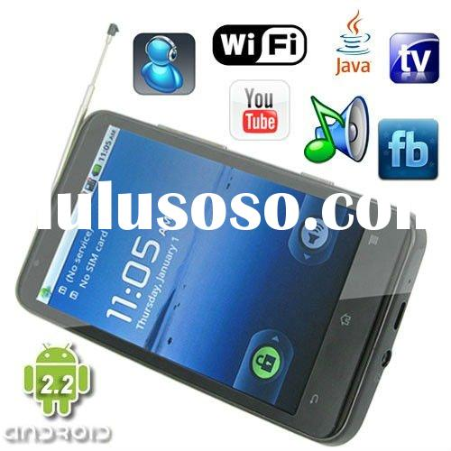 Android 2.2 OS 4.3 Inch Capacitive Touchscreen Smart Phone with GPS Navigation [A1000-GPS]