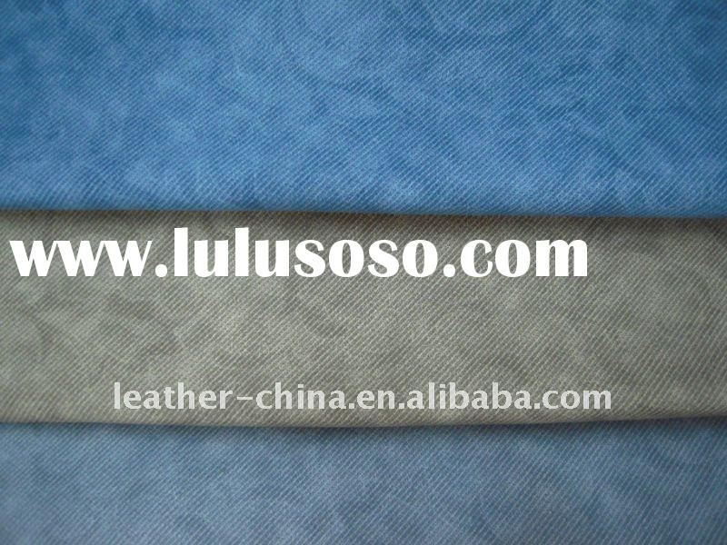 Artificial PU Leather Material