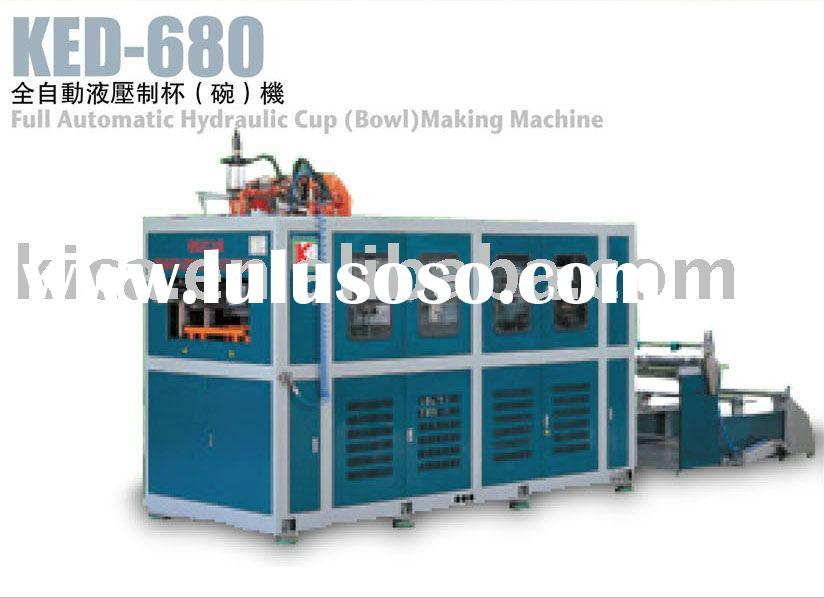 Automatic Plastic Cup Thermoforming Machine(Forming Machine)