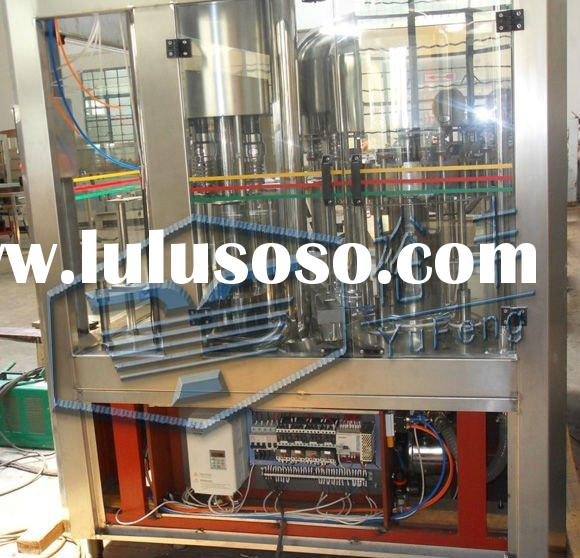 Automatic bottle water filling packing machine
