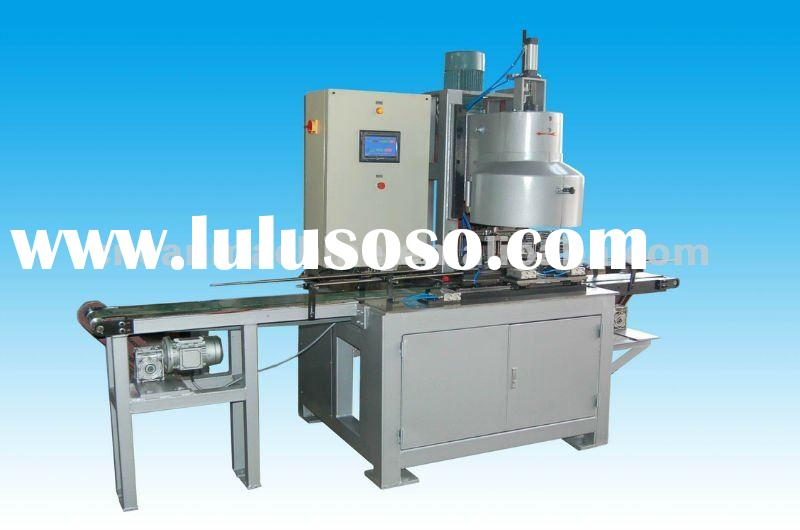 Automatic paint can seamer/can making machine