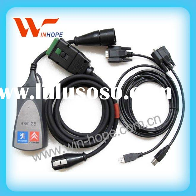 BEST Selling Lexia 3 Citroen&Peugeot Diagnostic