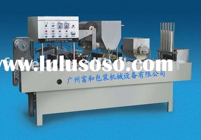 BG60-A4 Automatic plastic cup yogurt filling machine