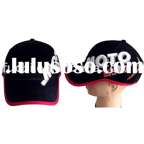Baseball Cap with custom logo embroidery