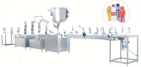 Beverage Filling Machine / Mineral Water Bottling Equipment / Pure Water Filling Machine 3000B/H