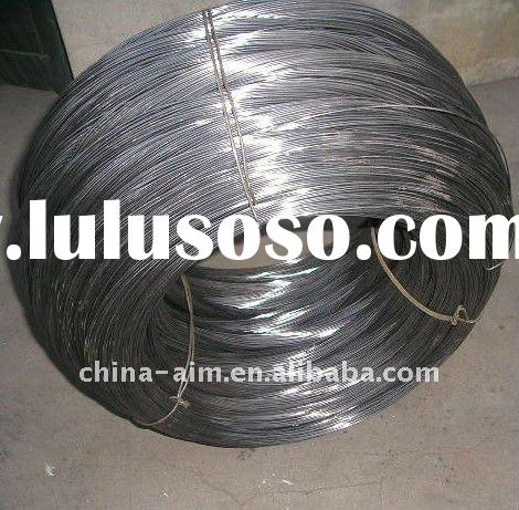 Black Wire Cold Drawn Steel Wire Low Carbon
