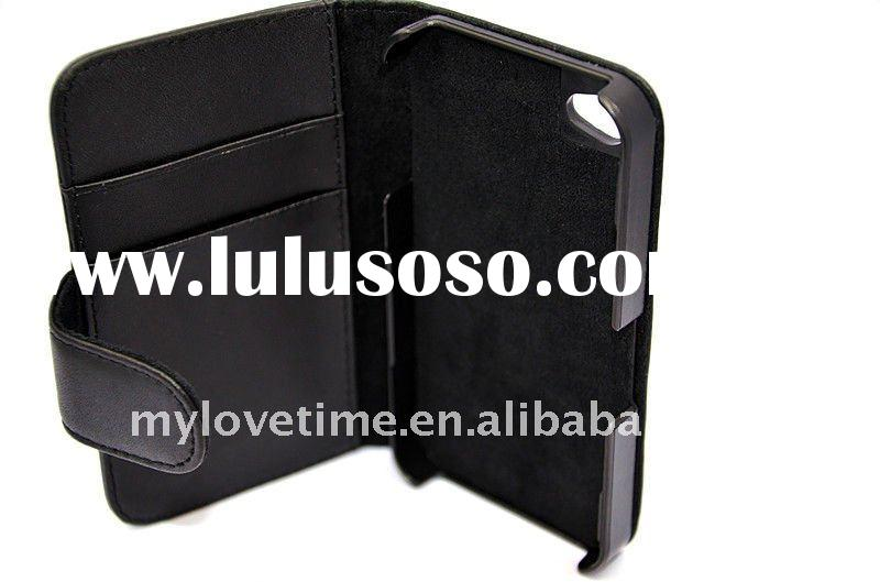 Brand New Mobile Phone Case for Iphone 4,Wallet Type