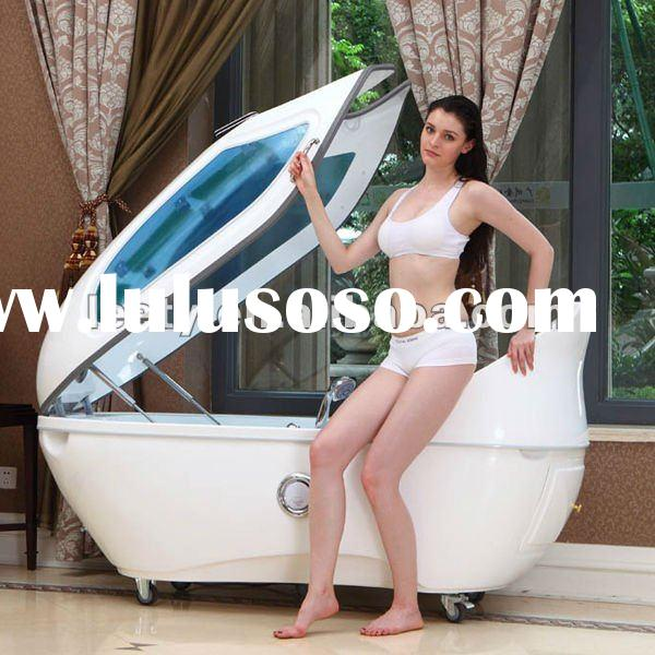 CE approved Aroma Multi-functional dry and wet steam Spa Capsule beauty machine