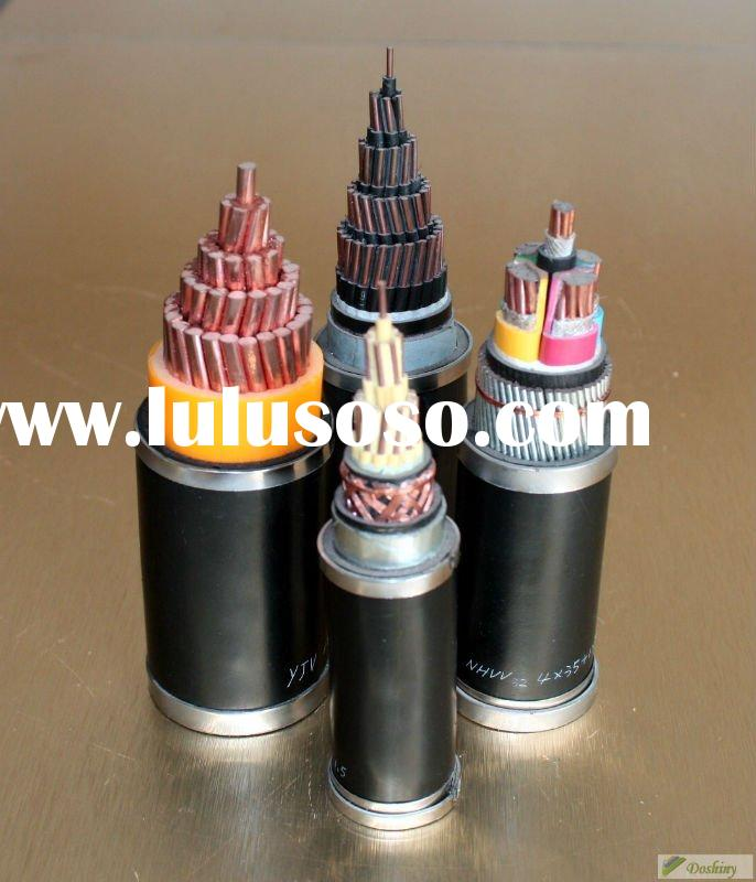 CHINA showcase products cu/rm/xlpe/swa/pvc power cable