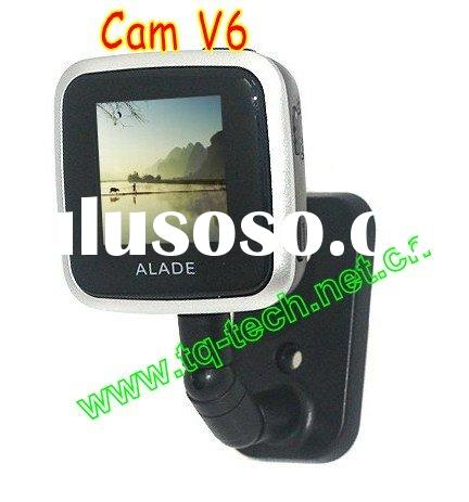 Cam V6, Mini car camera, Digital Video Recording