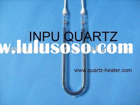 Carbon Fiber Quartz Heating element of U shape for heaters