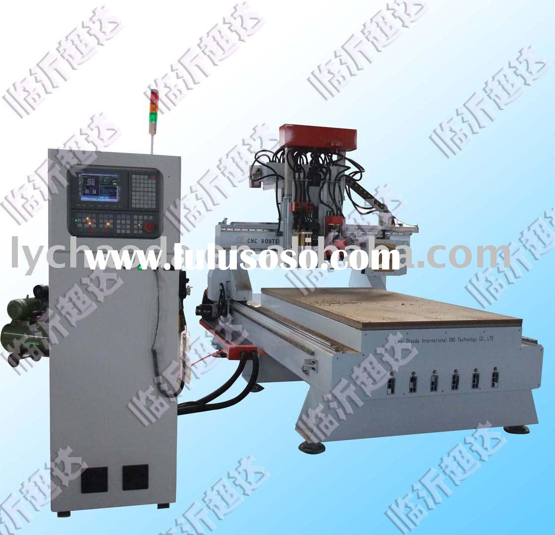 Chaoda JCT1224R Rotating Type Auto Tool Changer Cnc carving machine
