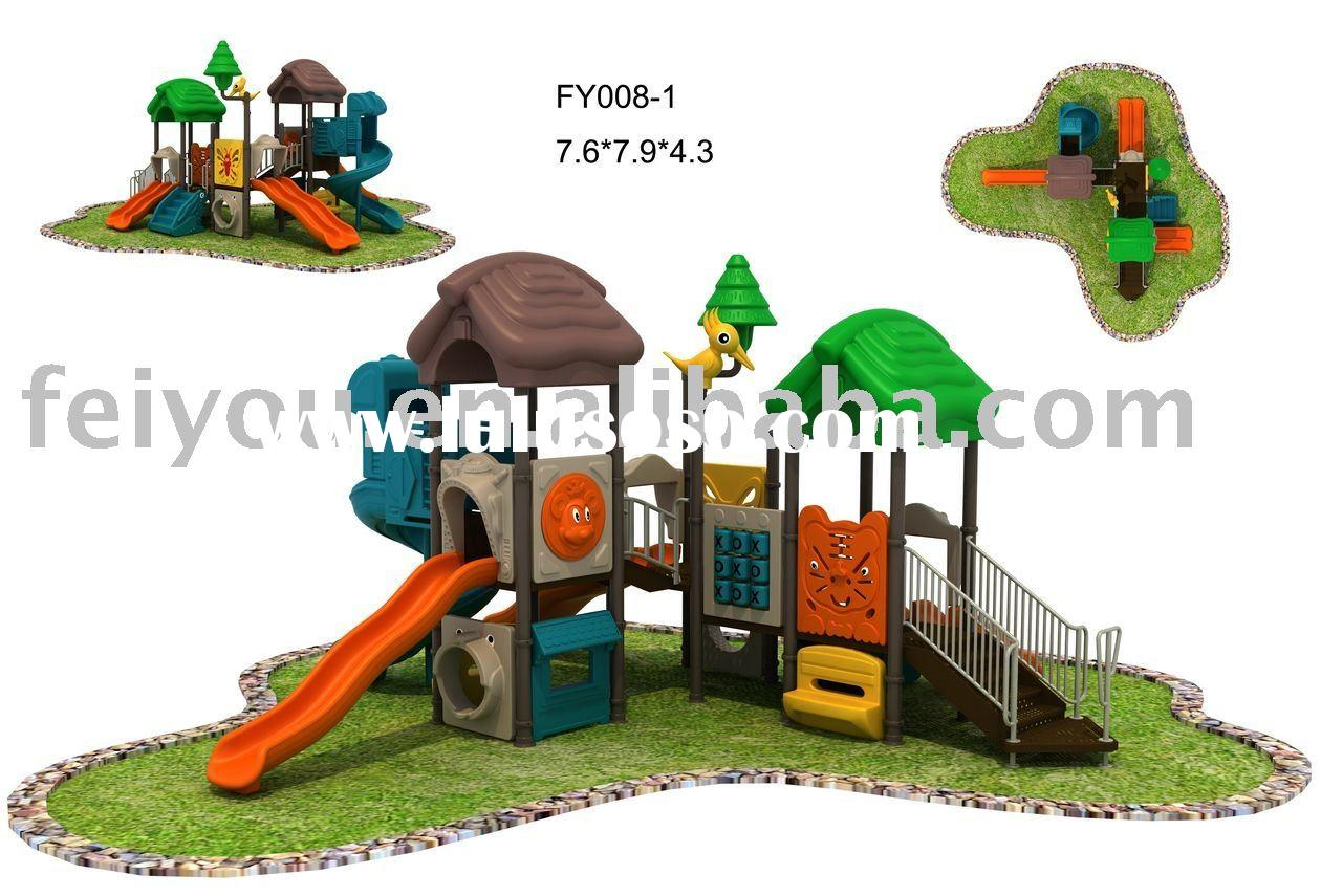 China kids Outdoor play equipment