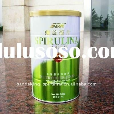 China spirulina tablets