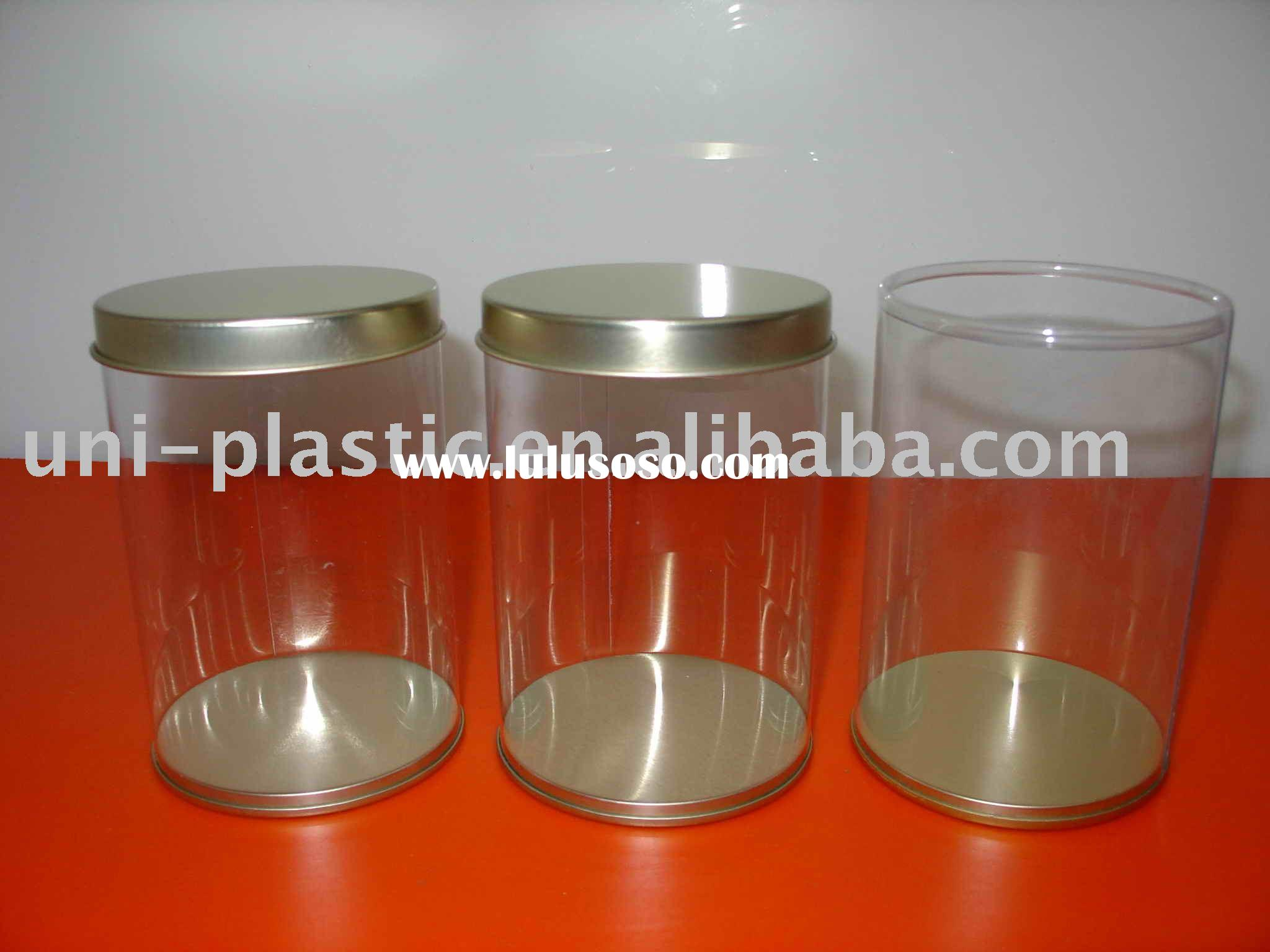 Clear Container,Clear Bucket,PVC Bucket,Paint Can