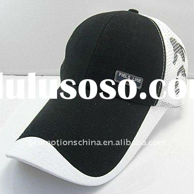 Custom high quality cotton golf cap