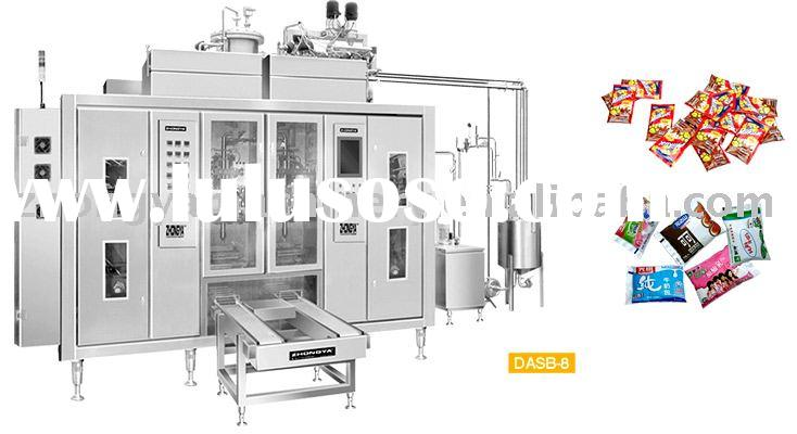 DASB Series Full-automatic Aseptic Soft-packaging Forming Filling Sealing Machine
