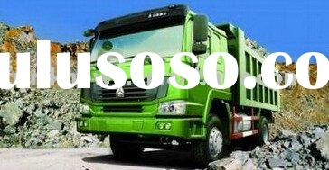 DOT Certificated and Powerful and High Quality HOWO 4x2 Dump Truck with Top Quality Axle