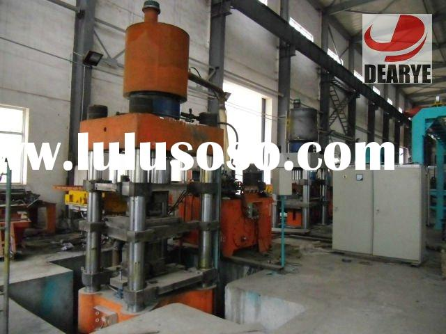 Deaye fly ash Automatic hollow cement brick machine
