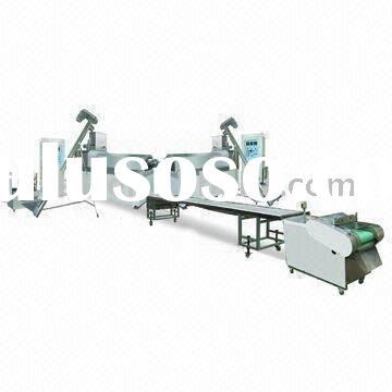 Export full-automatic Pet treats/dog biscuit/dog chews processing line/machines with large output